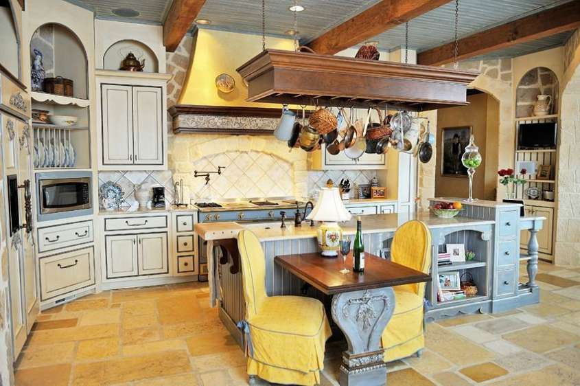 Beautiful Arredo Cucina Rustica Pictures - Ideas & Design 2017 ...