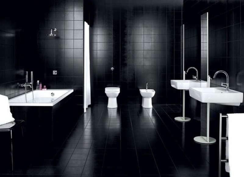 Piastrelle bagno nere. cheap x with piastrelle bagno nere. stunning