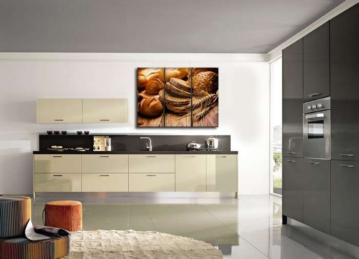 Quadri in cucina (Foto)  Design Mag