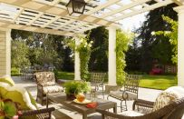 5 idee chic per rendere stiloso il patio