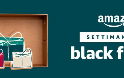 Black Friday 2017 Amazon: le offerte di design del 24 novembre da non perdere