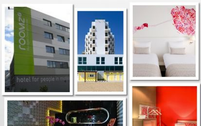 Design Hotel in Europa: la classifica dei primi 5 [FOTO]