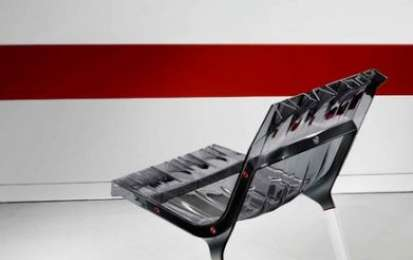 Sedie di design: Abarth Chair di Fabio Novembre