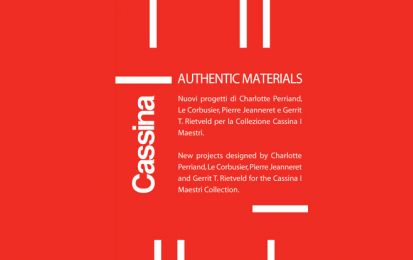 Authentic Materials, sette nuovi progetti firmati Cassina