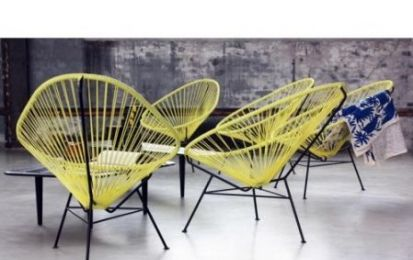 Acapulco Chair: design messicano ricordando Hollywood