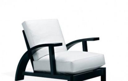 Mobili per esterni Ralph Lauren Home: seduta Club Chair