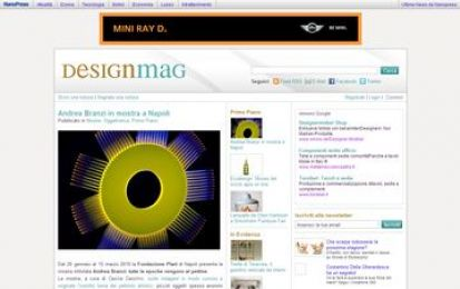 Come seguire Designmag via RSS, Email, Facebook, Twitter e Google Buzz