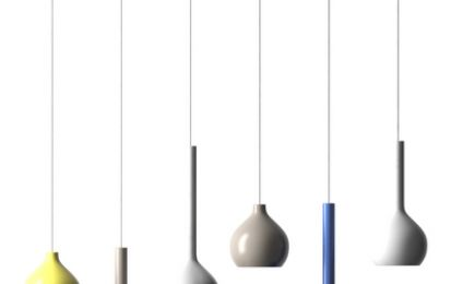 Drip Lights, lampade come gocce a Cersaie 2011