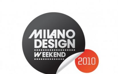 Eventi design: Milano Design Weekend, il programma