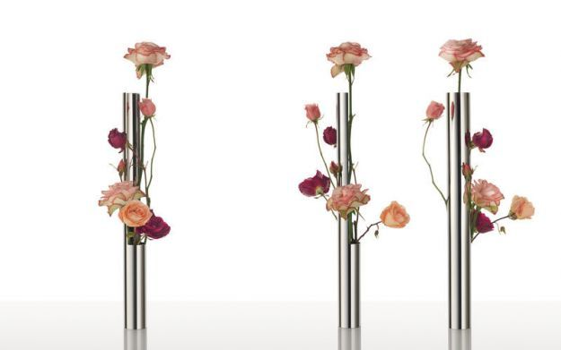 Alessi, Flower Vase Tube