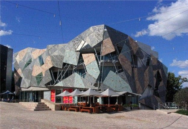 4federation square a melbourne