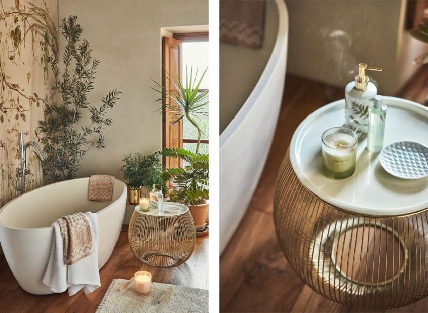 Zara Home catalogo primavera estate 2018 bagno