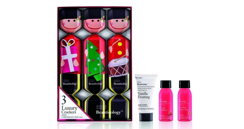 Baylis & Harding Beauticology Soldier Christmas Crackers