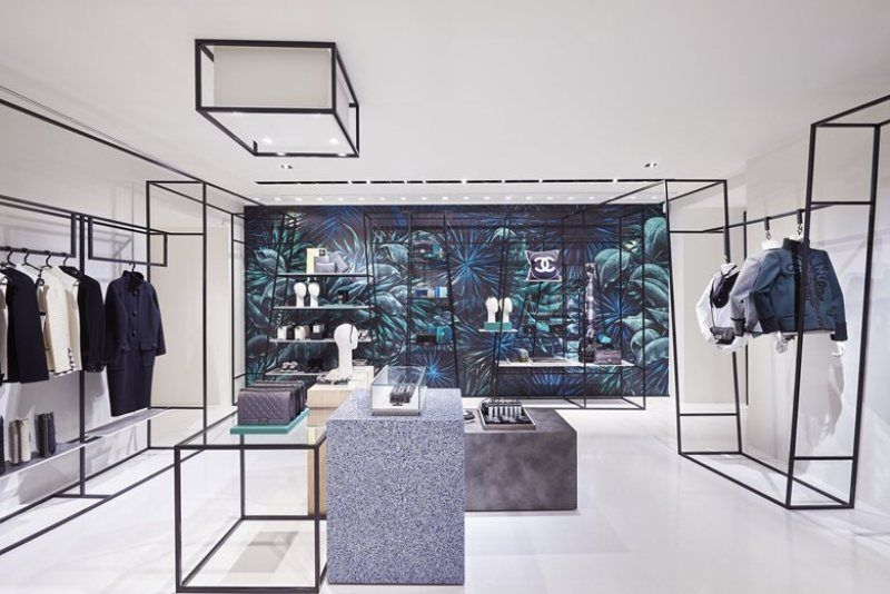 Boutique Effimera, Chanel Roma