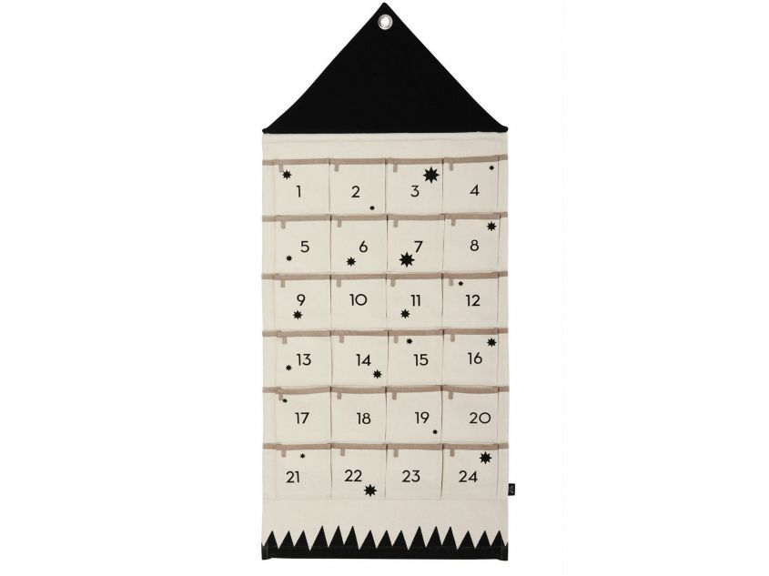 Calendario dell'Avvento Ferm Living