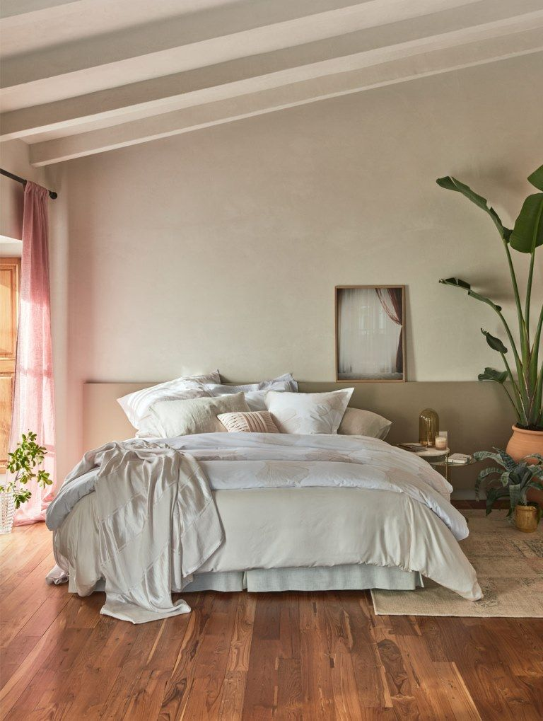 Zara Home catalogo primavera estate 2018 letto
