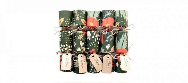 Christmas crackers come si fanno