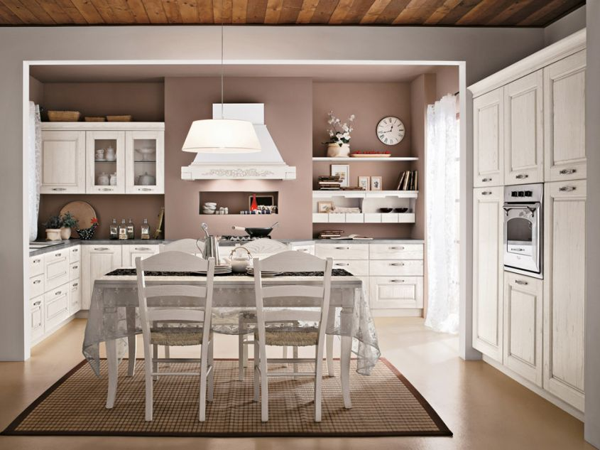 Best Come Arredare Una Cucina Country Contemporary - Ideas & Design ...