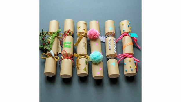 Come usare i Christmas Crackers