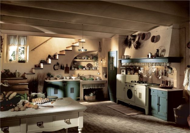 Cucine country marchi
