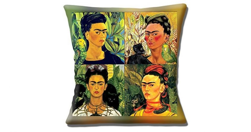 Cuscino Frida Kahlo