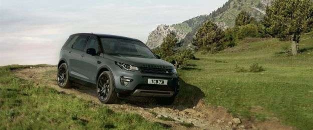 Discovery Sport Dark Edition Off Road