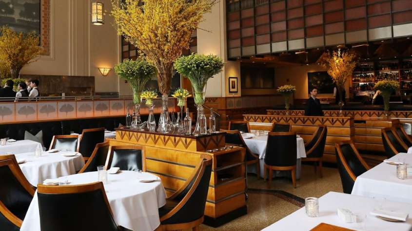 1. Eleven Madison Park, New York (USA)