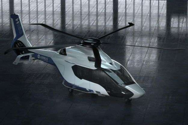 Elicottero Peugeot design lab airbus helicopters