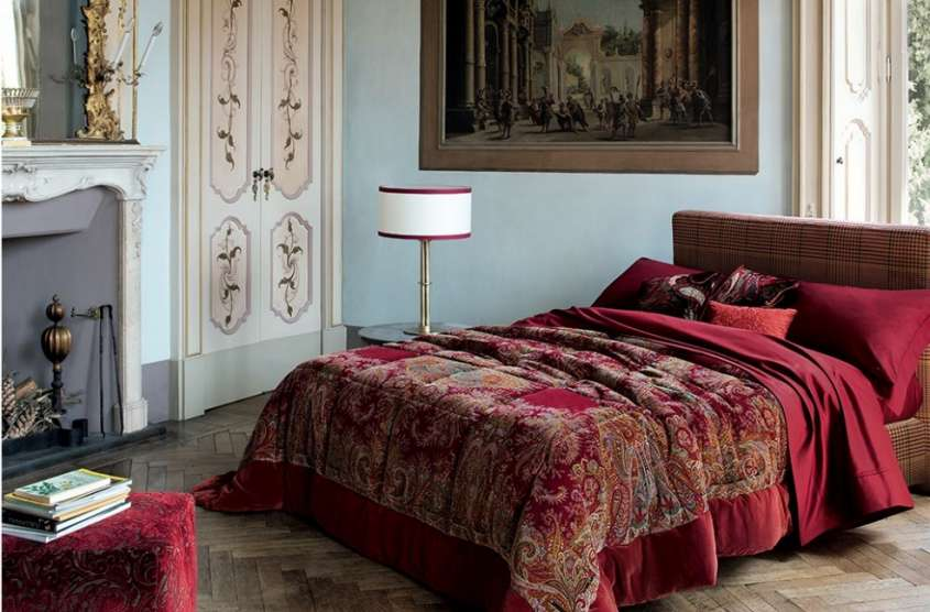 finest selection f674b e633e Etro Home Collection Autunno-Inverno 2016-2017: biancheria e ...