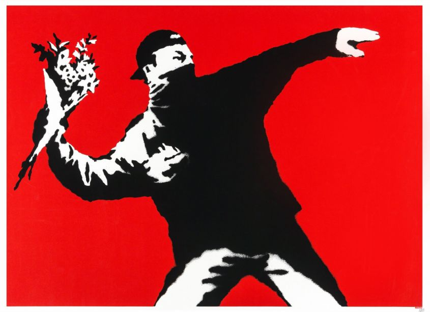The Art of Banksy. A visual protest. In mostra al Mudec di Milano lo street artist più discusso del mondo