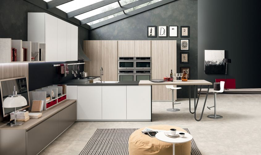 Febal cucine 2018 volumia