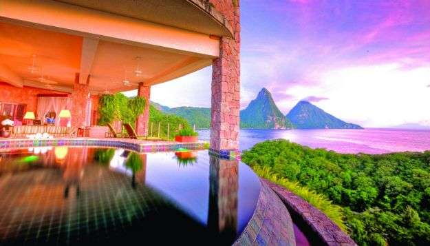 Jade Mountain Resort - St. Lucia