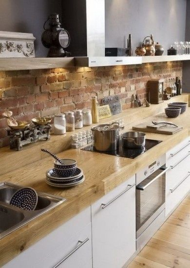 Emejing Idee Rivestimento Cucina Pictures - Design & Ideas 2017 ...
