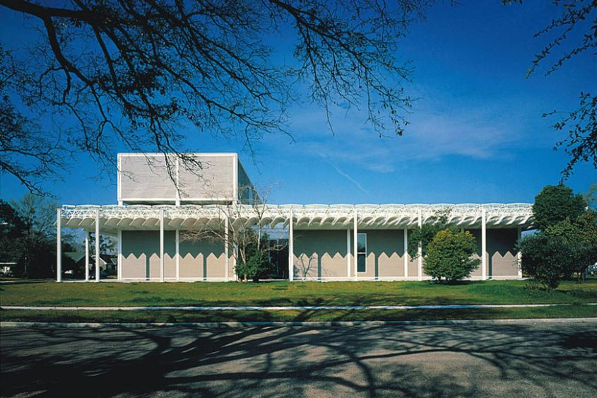 Menil Collection a Houston Renzo Piano