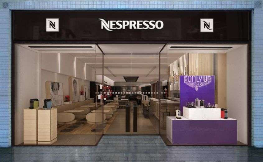 Nespresso Citylife Shopping District