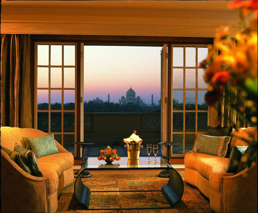 The Oberoi Amarvilas - Agra