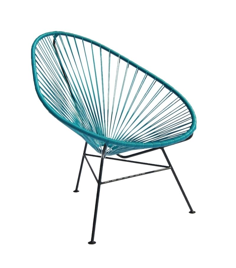 Acapulco chair la sedia originale anni 50 torna di moda for Sedia design anni 80