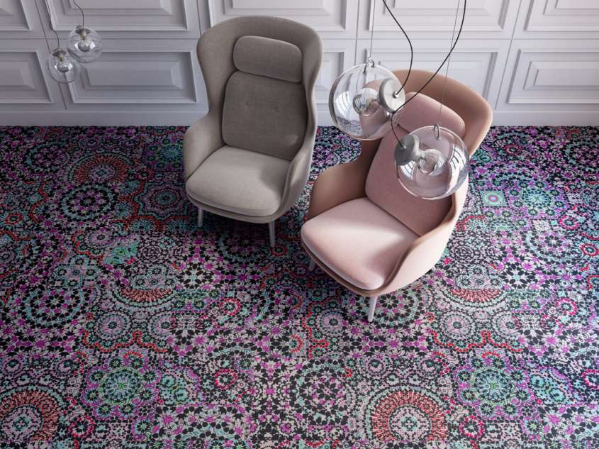Tunis di Object Carpet