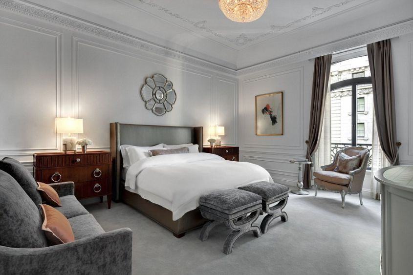 Dior Suite al St. Regis - New York City