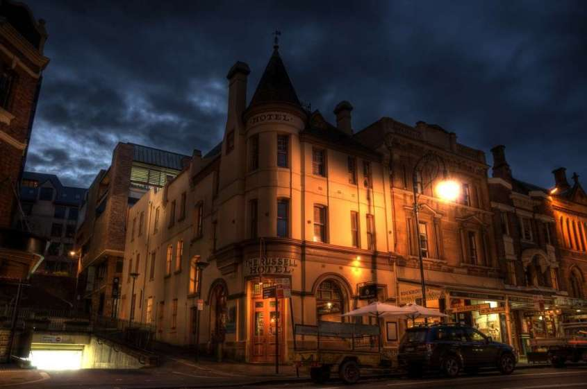 The Russell Hotel – Sydney, Australia