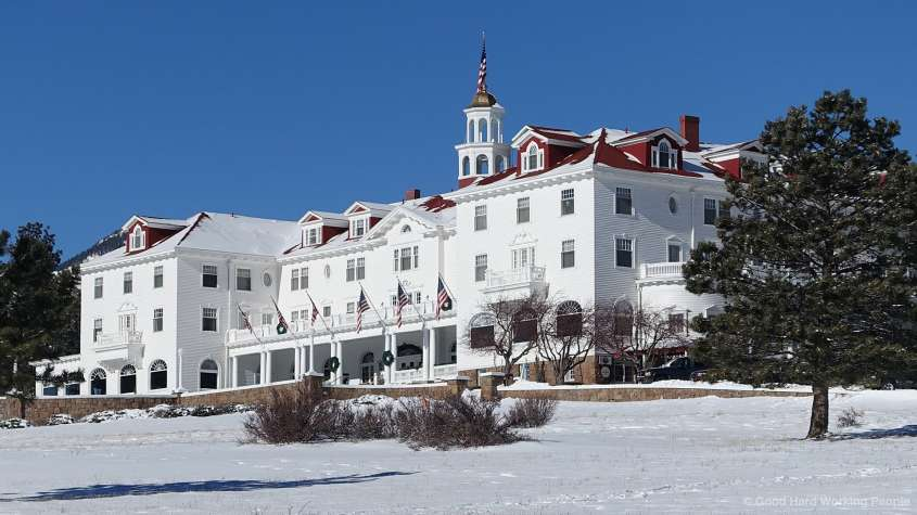 The Stanley Hotel – Colorado, USA
