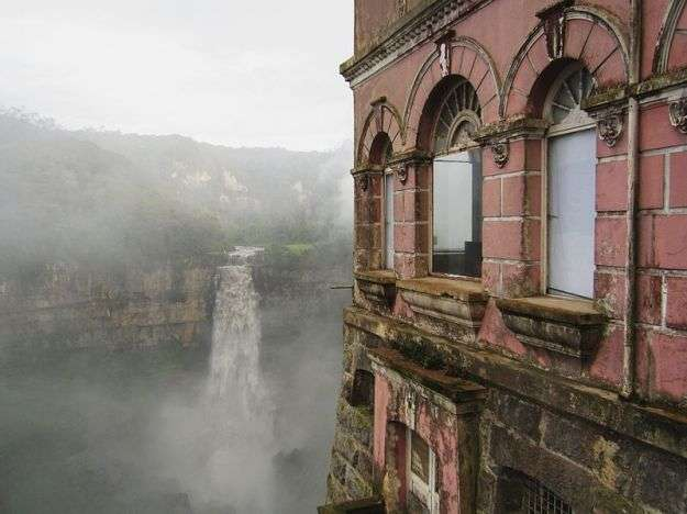 The Tequendama Falls Hotel – Bogotà, Colombia