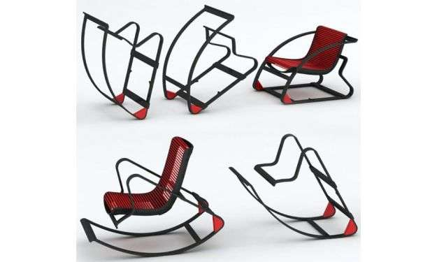 Transforming carbon armchair