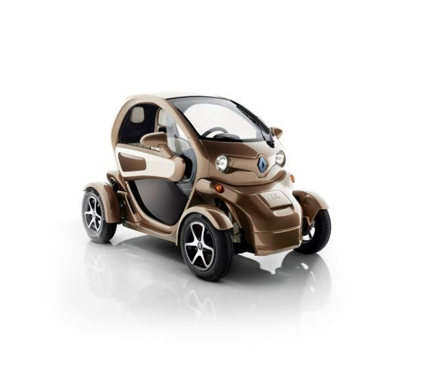 Renault Twizy: l'industrial design incontra la new technology