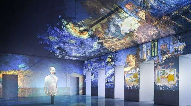 Van Gogh – The Immersive Experience a Napoli