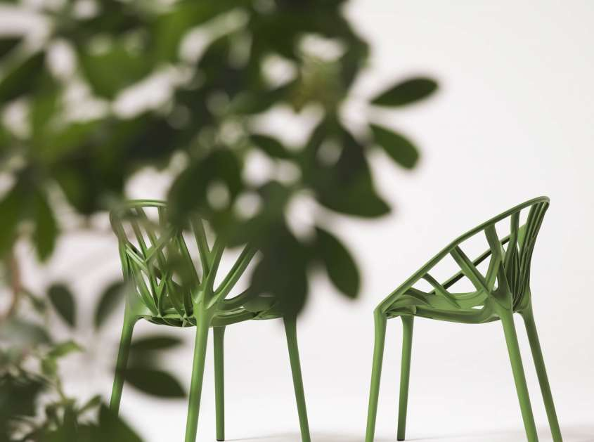 Vegetal Chair, Vitra