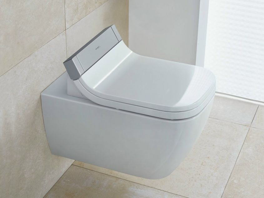 Water con bidet integrato