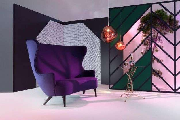 Wingback Sofa Tom Dixon