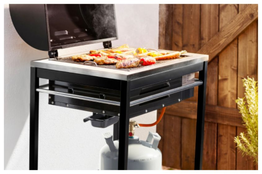 barbecue a gas ikea