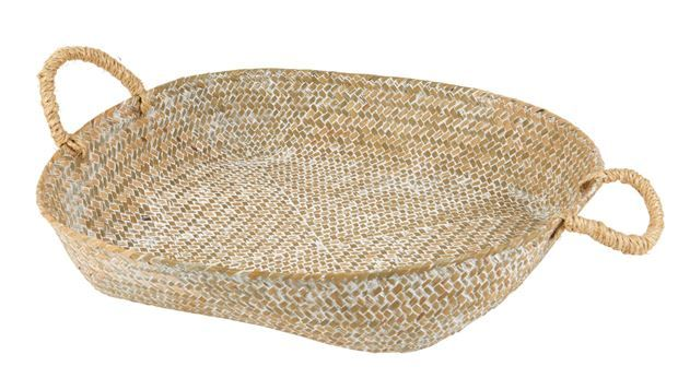 casashops catalogo marzo seagrass piatto decorativo